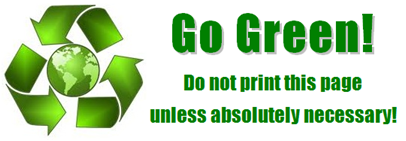 Go Green - Absolute Training, LLC
